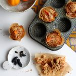 Brown Butter, Apricot & Tonka Muffins