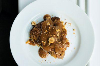 Toasted Hazelnut and Chocolate Chunk Scones